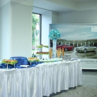 Ararat Hotel - Launch event of the new BMW 6 Series Convertible